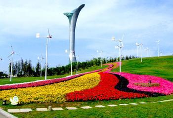由中国风景园林学会与中国公园协会协办,地点在中国沈阳棋盘山旅游